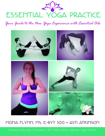 BOOK: Essential Yoga Practice - Oil Life
