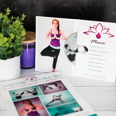 DVD: Essential Yoga Practice