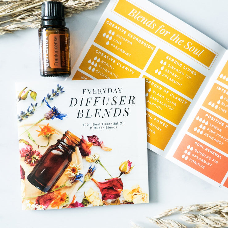 Everyday Diffuser Blends - 5pk