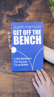 Get Off the Bench 3rd - Justin Harrison