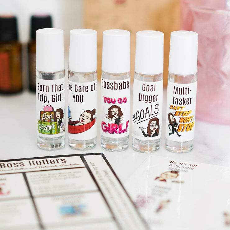 Girl Boss Rollers - Rollerball Blend DIY Kit
