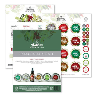 Holiday Pampering Personal Series Set