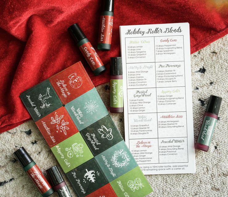 Holiday Blends Kit (10pk) - Oil Life