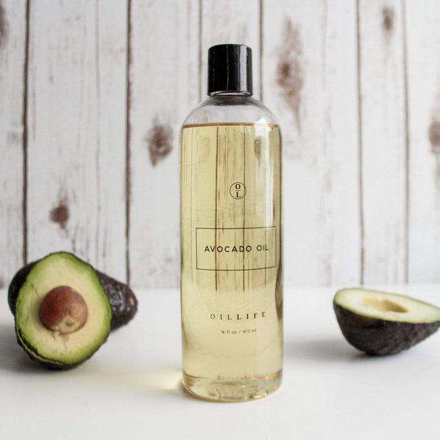 Avocado Oil - 16oz - Oil Life