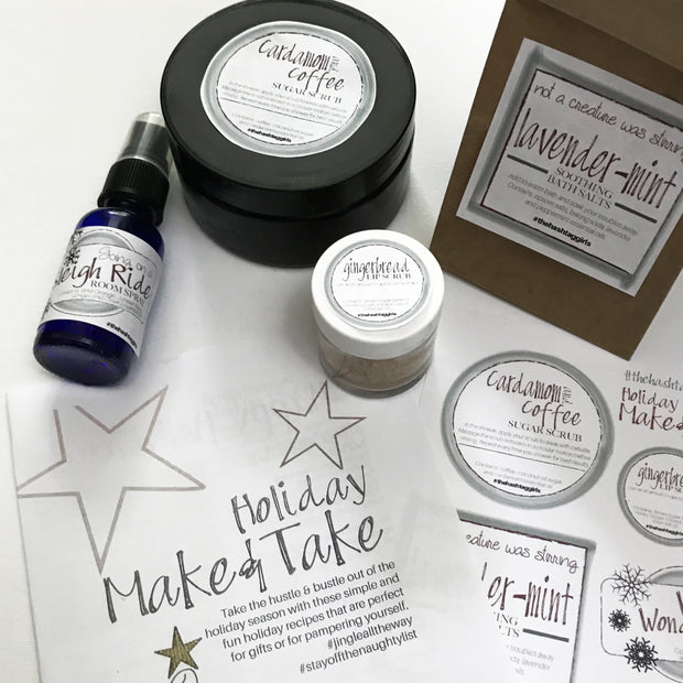 Holiday Make & Take Download