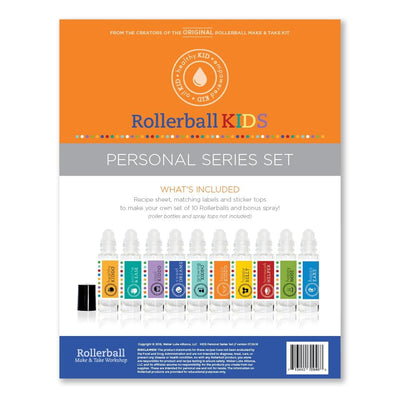 Rollerball Kids (Personal Series Set)