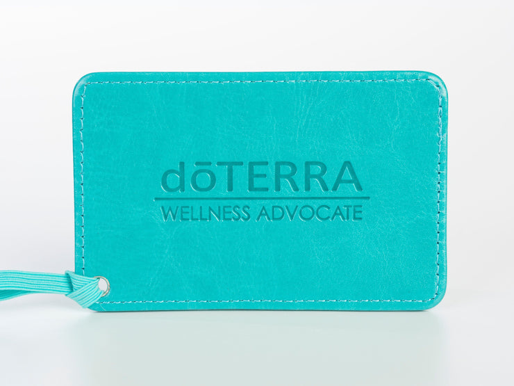 dōTERRA Luggage Tag - 3 Colors - Oil Life