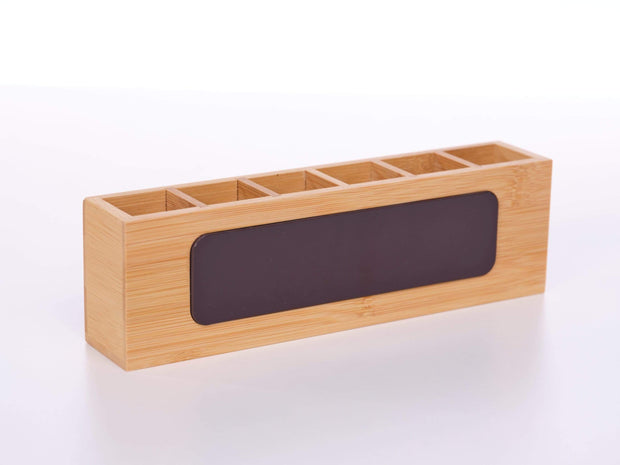 Magnetic Bamboo Essential Oil Display