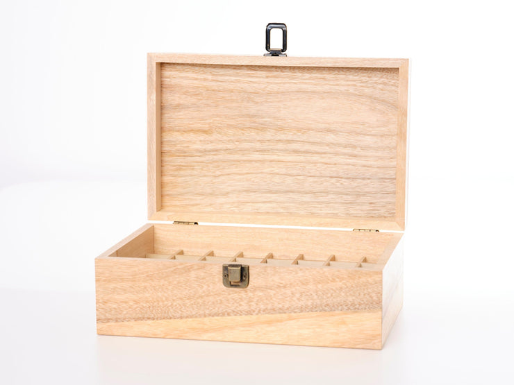 Essential Oil Box with Latch