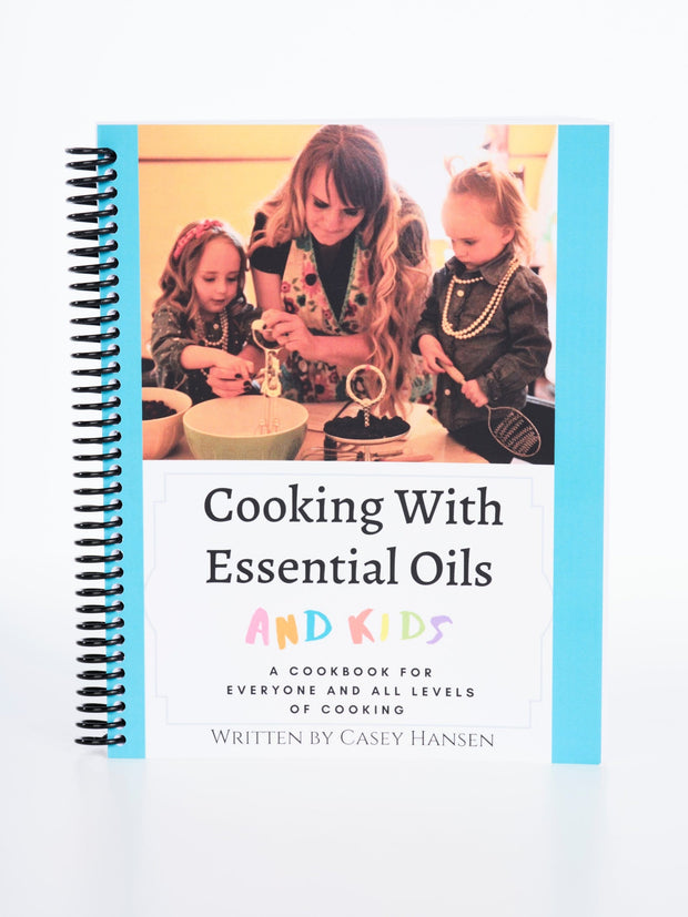 Cooking with Essential Oils and Kids