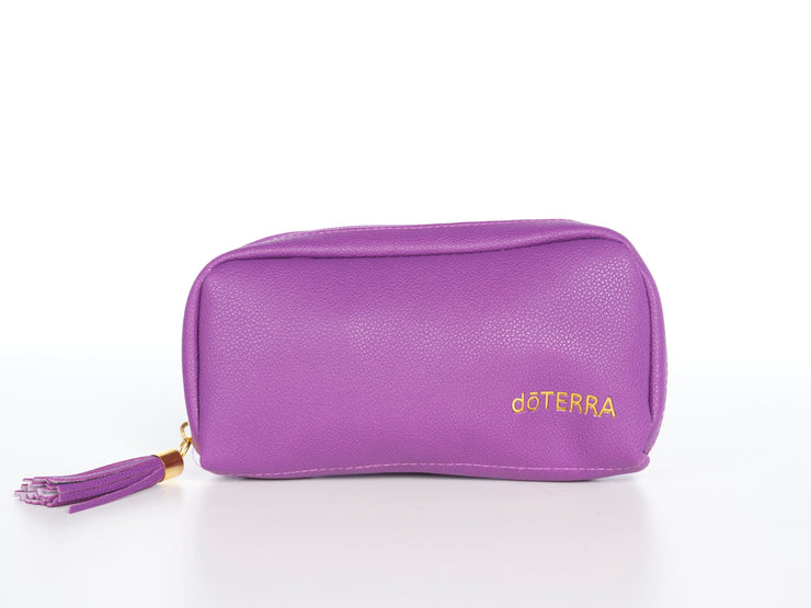 Chic Vegan Leather Essential Oil Clutch Bags - Oil Life