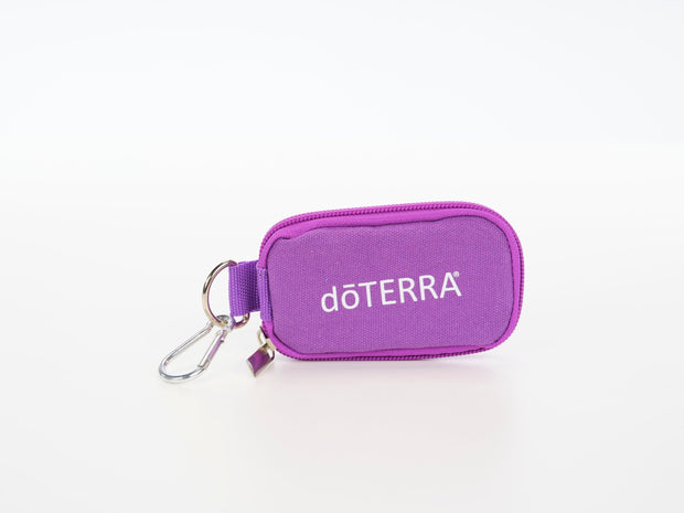 Sample Vial Keychain Pouch for Essential Oils - Oil Life