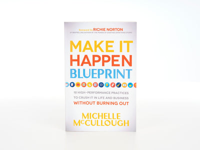 Make It Happen Blueprint - Oil Life