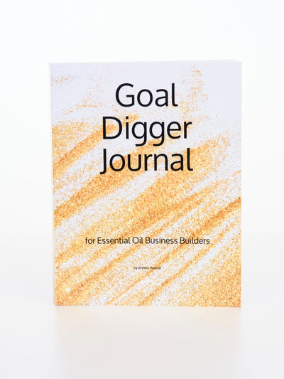Goal Digger Journal - Oil Life