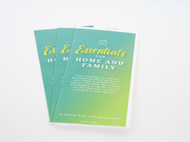 Essential for Home and Family Handout -3pk