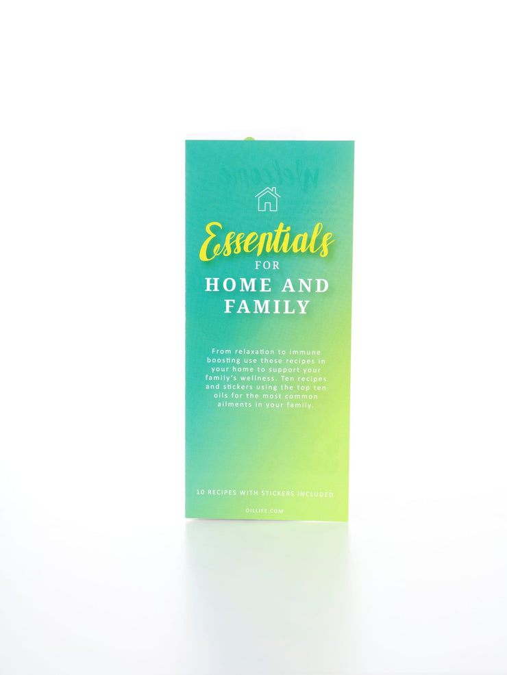 Essentials for Home and Family Handout - 3pk