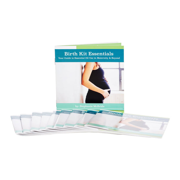 Birth Kit Essentials Guidebook (10pk) - Oil Life