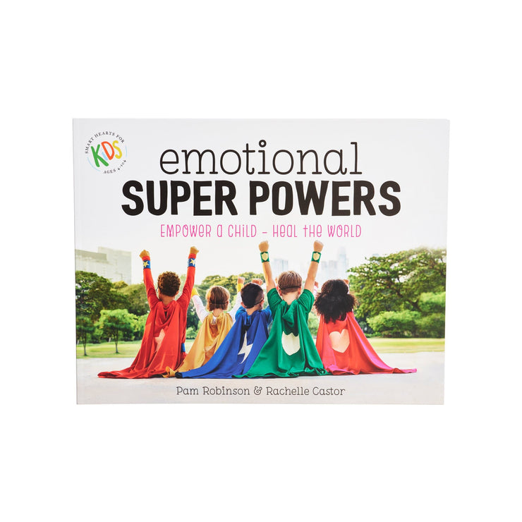 Emotional Super Powers Book - Oil Life