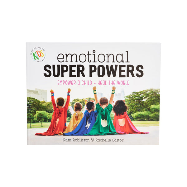 Emotional Super Powers Book