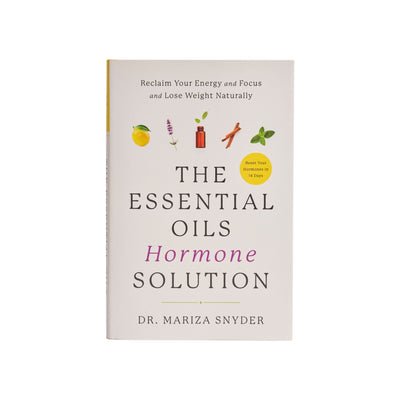 The Essential Oils Hormone Solution - Oil Life