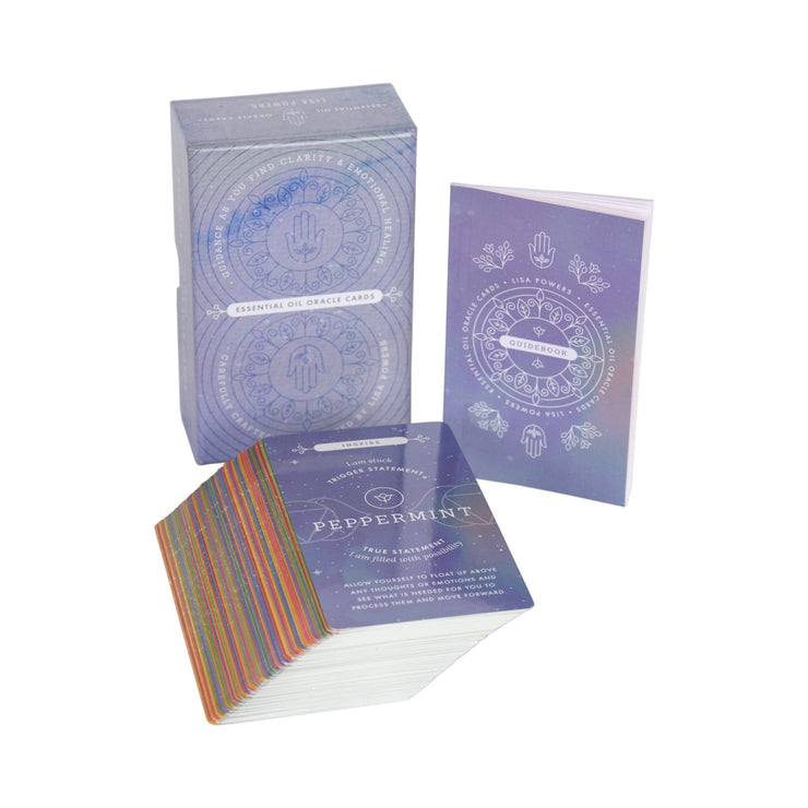 Essential Oil Oracle Cards - Oil Life