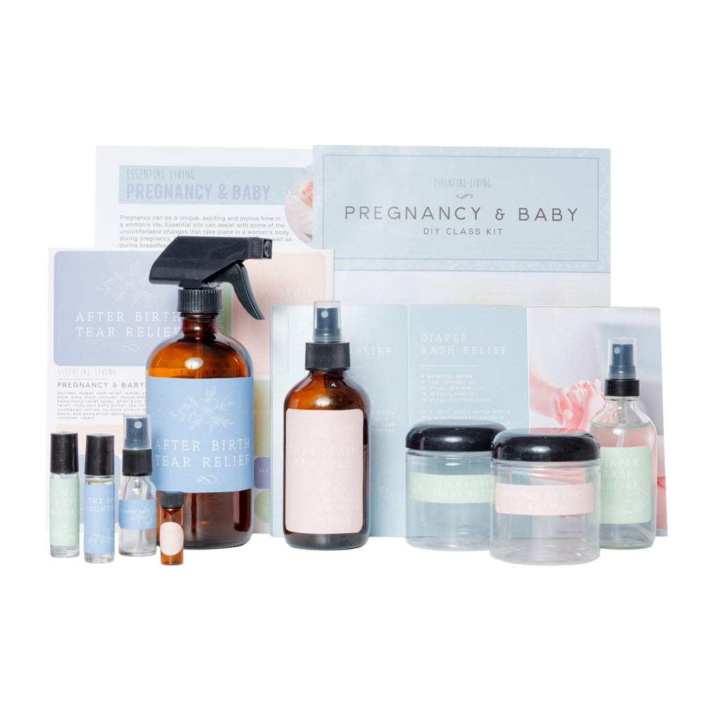 Pregnancy And Baby   Essential Living Kits