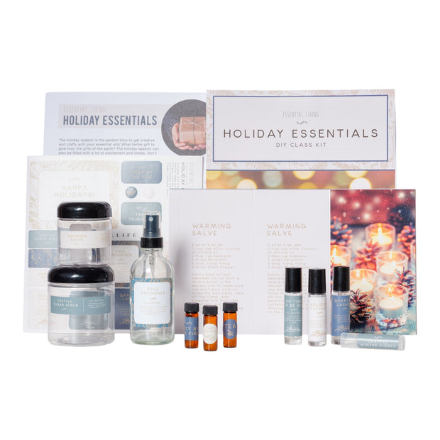 Holiday - Essential Living Kit - Oil Life