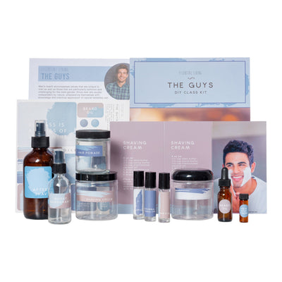 The Guys - Essential Living Kit - Oil Life