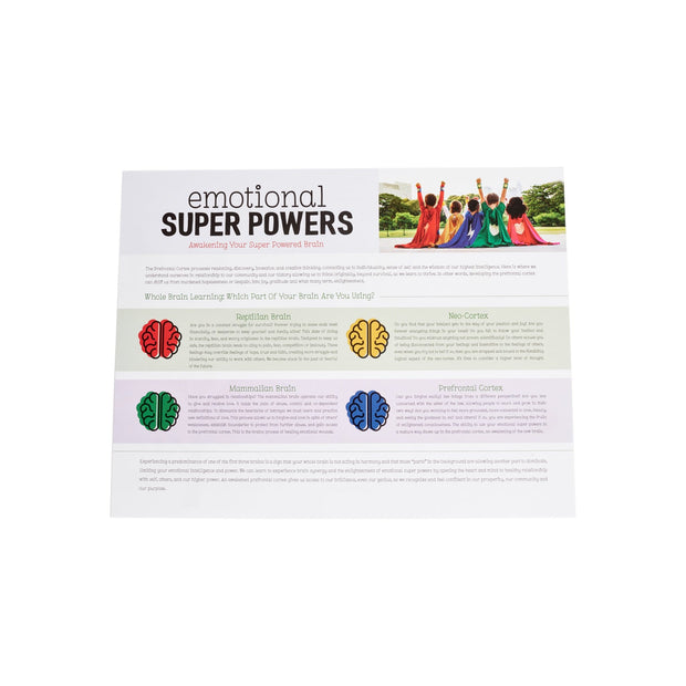 Emotional Super Powers Bundle - Oil Life