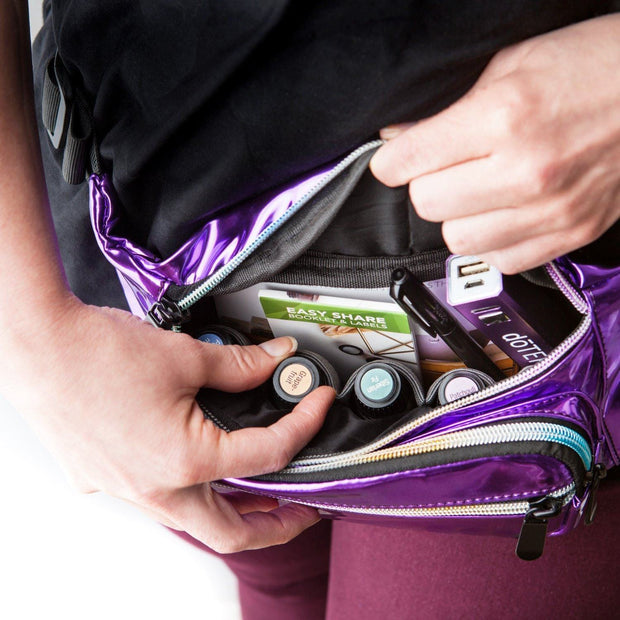 Essential Oil Fanny Pack | Dream Collection Fabric Bags eos - Easy Oil Solutions