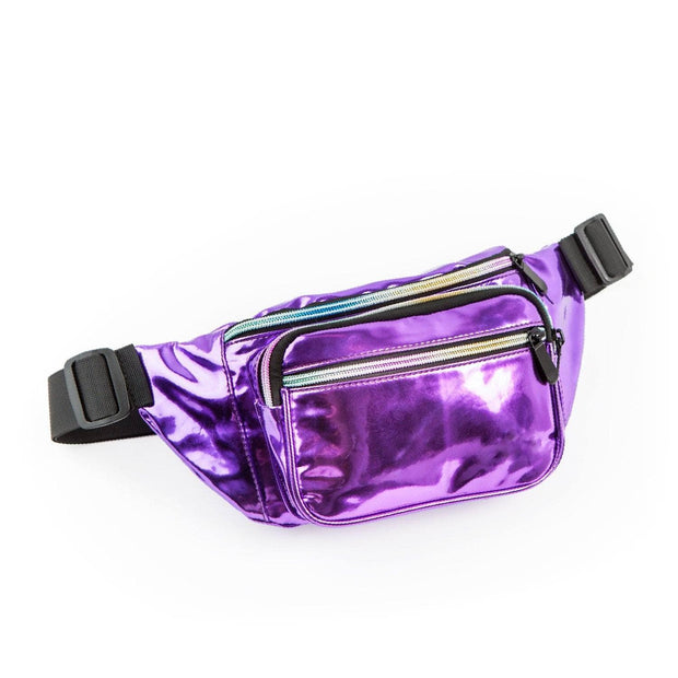 Essential Oil Fanny Pack | Dream Collection Fabric Bags eos - Easy Oil Solutions dōTERRA Purple