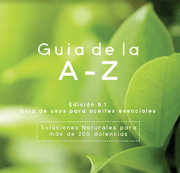 SPANISH A-Z Essential Oil Usage Guide (10pk) - 8.1 Edition