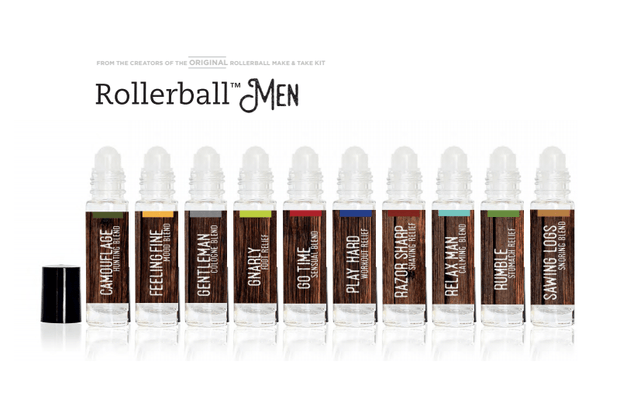 Rollerball™ MEN'S MAKE & TAKE KIT