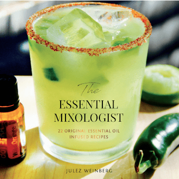 The Essential Mixologist Book - Essential Oil Cocktails - Oil Life