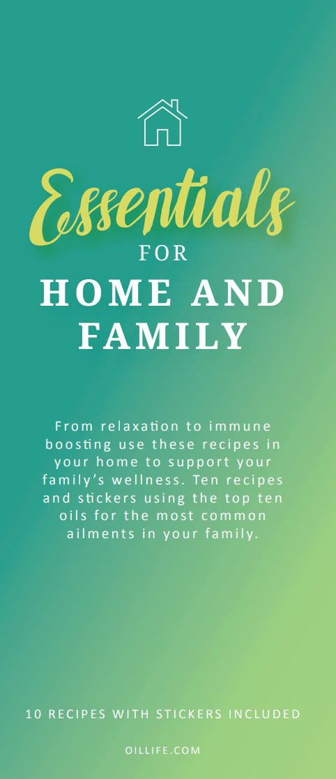 Essentials for Home and Family Handout - 3pk - Oil Life