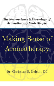 Making Sense of Aromatherapy Book - Oil Life