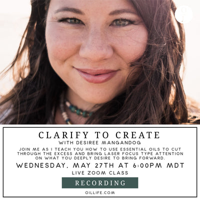 """Clarify to Create"" Workshop - Recording"