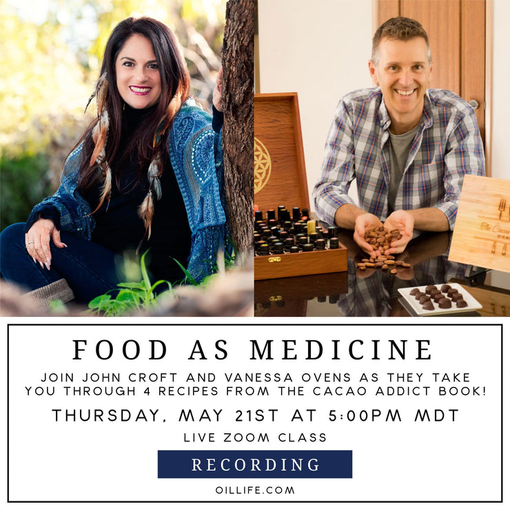 Food as Medicine Workshop - Recording