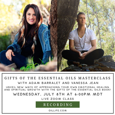 Gifts of the Essential Oils Masterclass - Recording