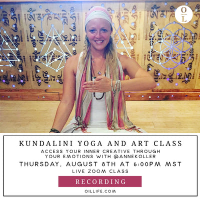 Kundalini Yoga Classes w/Anne Koller