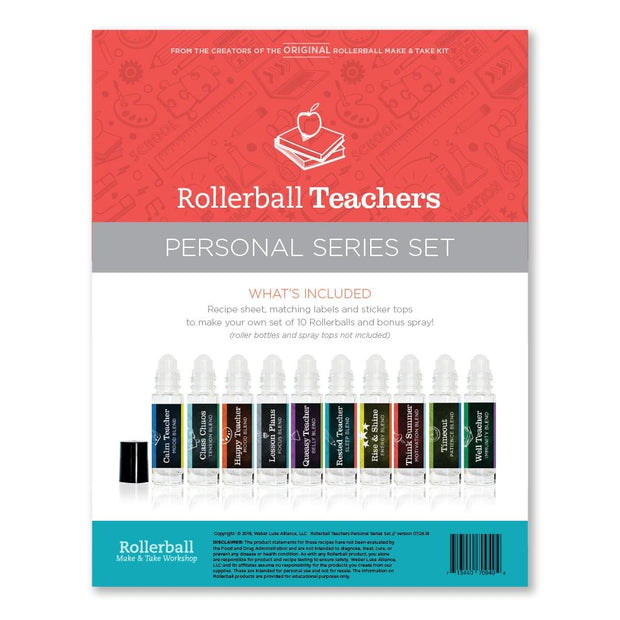 Rollerball Teacher (Personal Series Set) - Oil Life