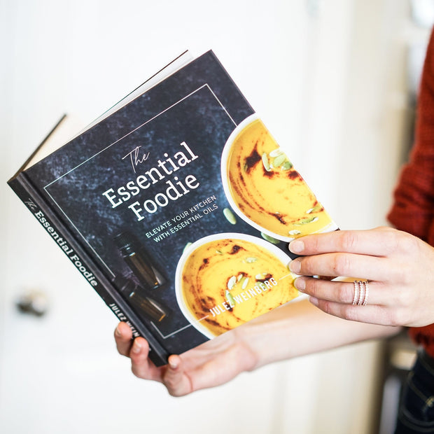 The Essential Foodie Book