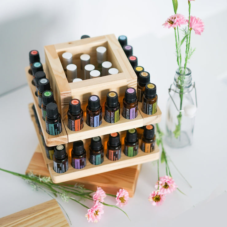 The Essential Oil Tower