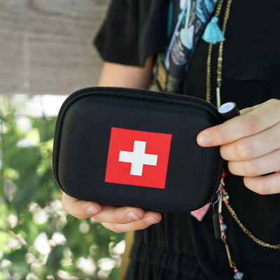 Travel Essential Oil First Aid Bag - Oil Life