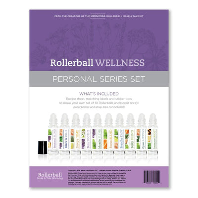 Rollerball Wellness (Personal Series Set)