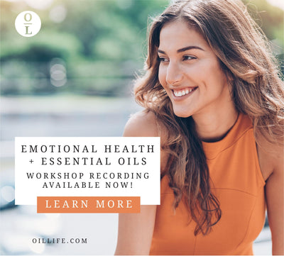 Emotional Health + Oils Workshop - Recording