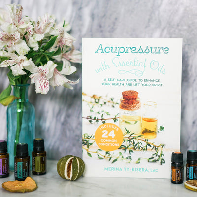 Acupressure with Essential Oils - Oil Life