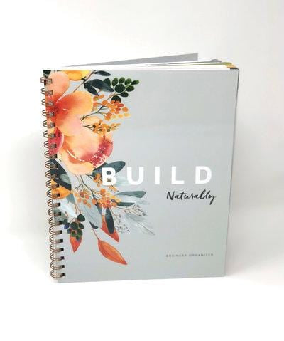 Build Naturally Organizer
