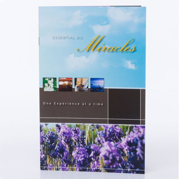 Essential Oil Miracles Books (10-Pack) English