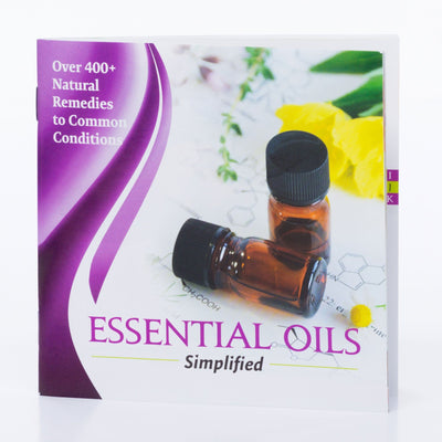 Essential Oils Simplified 10pk - 4th Edition